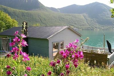 Sifjord, Torsken, Troms og Finnmark, Norway