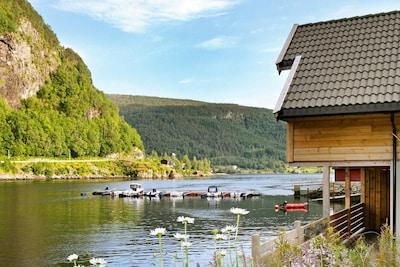 Tusenaarsstaden Gulatinget, Gulen, Vestland, Norway