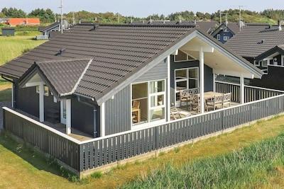 Lodbjerg Hede, Ringkobing, Midtjylland, Denmark