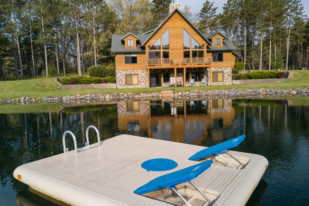 Spacious Retreat With Private Swimming And Fishing Pond Near Wisconsin Dells Mauston Please make sure to confirm with the hotel or rental first. spacious retreat with private swimming and fishing pond near wisconsin dells mauston