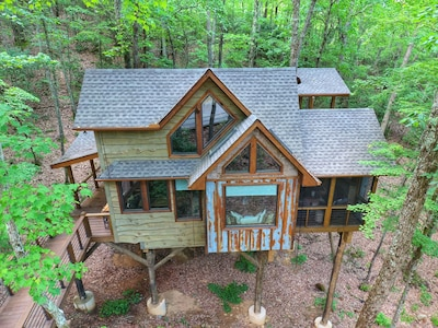 Welcome to Inn The Ravine Treehouse!