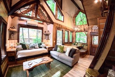 Look at this amazing interior!