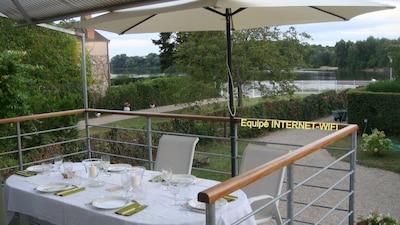 Combleux, Loiret, France