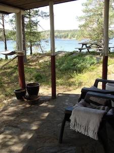 Dalslands Moose Ranch, Ed, Vastra Gotaland County, Sweden