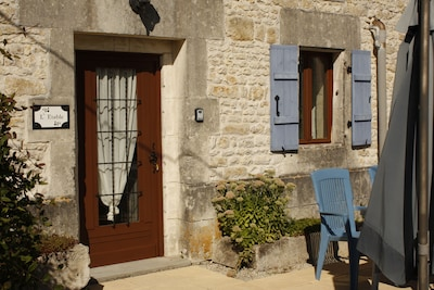 Front entrance to the gite