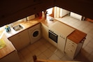 Kitchen complete with utilities