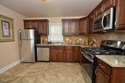 Beautifully renovated Kitchen