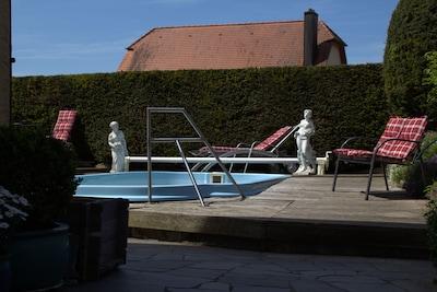 Ein Pool für Sie alleine