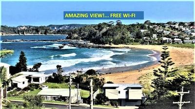Malua Bay Beach, Malua Bay, New South Wales, Australien