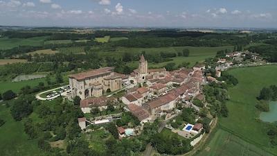 Château de Lavardens, Lavardens, Gers, France
