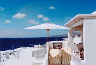 Sicht bis Fuerteventura