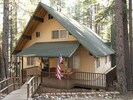 Spacious, 3 story, family-oriented and updated cabin.