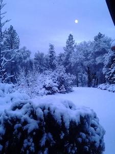 A true winter wonderland. New Years 2014. New Years Eve 2015.