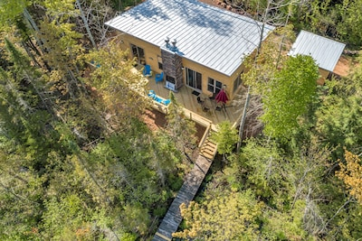 Beautiful Finnish-style beach house