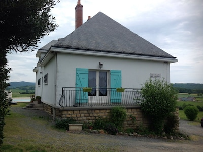 Chiddes, Nievre, France