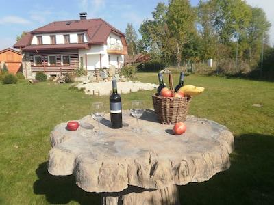Unser Böhmerwaldhaus