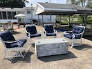 Relax on the end of one of two very spacious docks and your cares fade away.