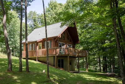 Stunning Secluded Cabin Closest Rental To Spruce Knob Riverton