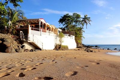 Plage de la Perle, Deshaies, Basse-Terre, Guadeloupe