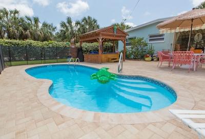 Cabana Spa Retreat!