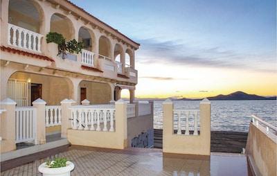 Playa El Galán, San Javier, Murcia, Spain