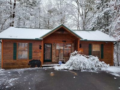 After a winter storm