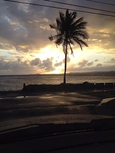 Sunrise in Luquillo