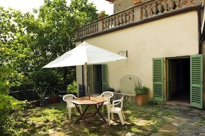 Giardino Torrigiani, Florenz, Toskana, Italien