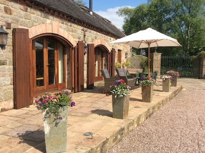 Award winning luxury holiday cottage in the Peak District