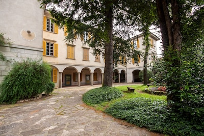 Oratorio Suardi (Kapelle), Trescore Balneario, Lombardei, Italien