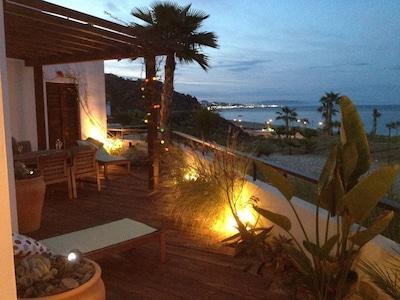 Playa Macenas Beach & Golf Resort, Mojacar, Andalusia, Spain
