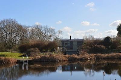 Belmont House and Gardens (maison et jardins), Faversham, Angleterre, Royaume-Uni