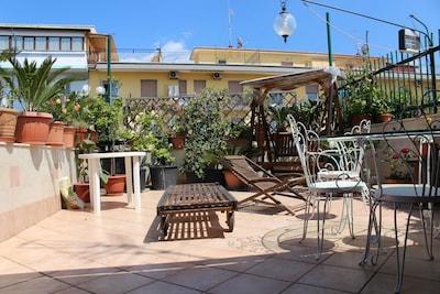 Station Gerolomini, Pouzzoles, Campanie, Italie