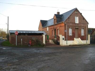 100 Year-Old Farmhouse