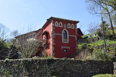 Corvera de Toranzo, Cantabria, Spain