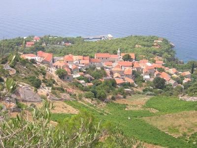Vue du village de Sveta Nedjelja