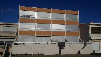 résidence Amandine notre appart  rdc à droite