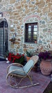 Montevettolini, Monsummano Terme, Toscane, Italie