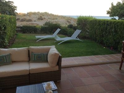 Playa Los Monteros, Marbella, Andalusia, Spain