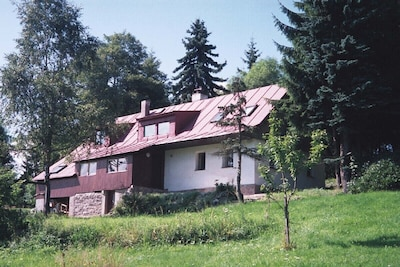 Bedřichov, Bedřichov, Janov nad Nisou, Liberec (regio), Tsjechië