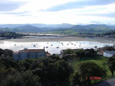 Adosado en San Vicente de la Barquera con bonitas vistas