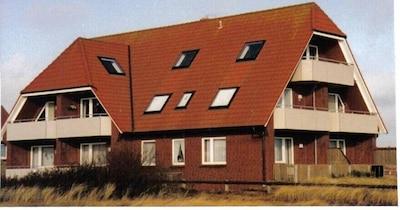 Hus Blinkfuer 202- Wohnung ' Shalom '