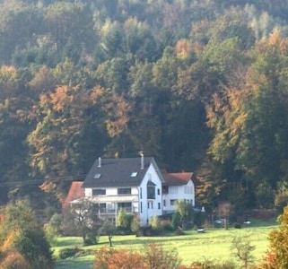 Diersburg, Hohberg, Baden-Wuerttemberg, Duitsland