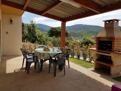 Molini, Albitreccia, Corse-du-Sud, France