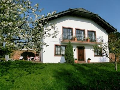 Gemuendener Maar, Schalkenmehren, Rhineland-Palatinate, Germany