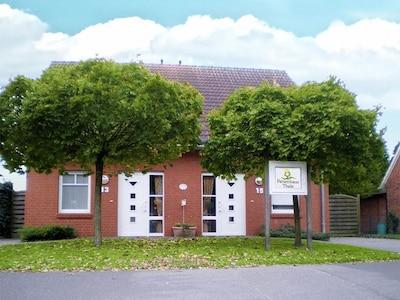 Ferienhaus Thale (rechte Doppelhaushälfte)