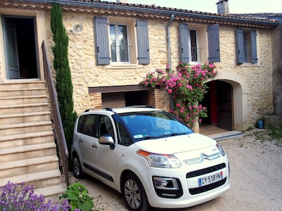 Fons, Gard, France