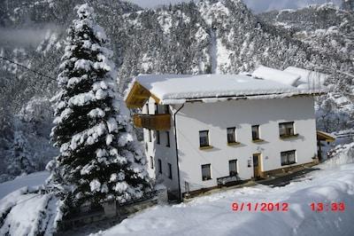 Picturesque winter 2012
