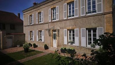 Chateau-sur-Epte, Eure, France