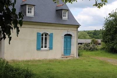 Lansac, Hautes-Pyrénées, France